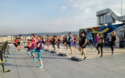 Rooftop Sport for Charity