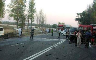 accident rutier Sibiu