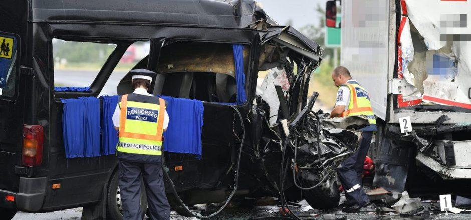 accident mortal în Ungaria