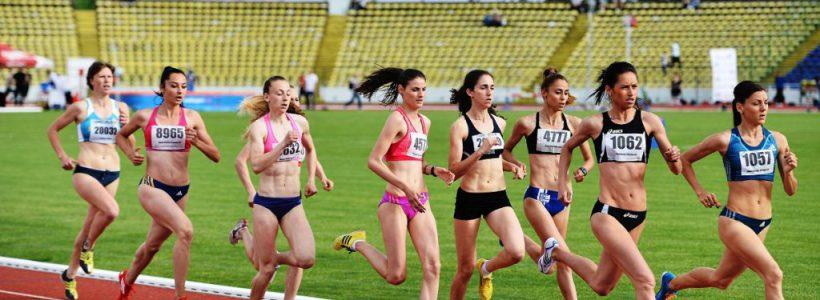 atletism femei campionate balcanice