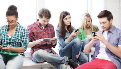 generatia z tineri romani