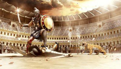 gladiator roman