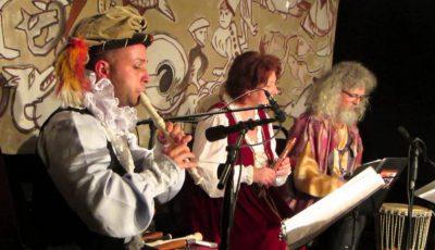 huniadi cantores muzica veche