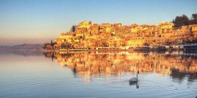 lacul bracciano italia