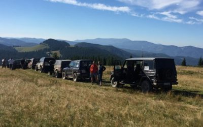 off road cu CERT Transilvania
