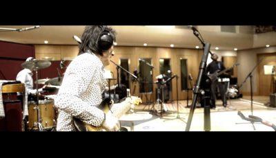 rolling stones in studio