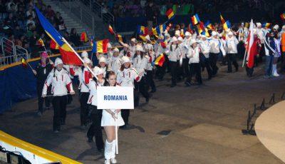 sportivi romania la festivalul olimpic