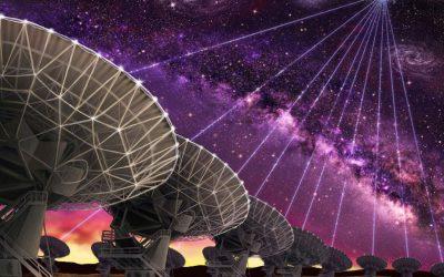 telescoape sunete spatiu