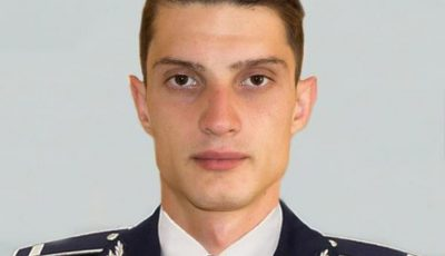 1 Agentul de politie Radovici Liviu Dan eroul zilei