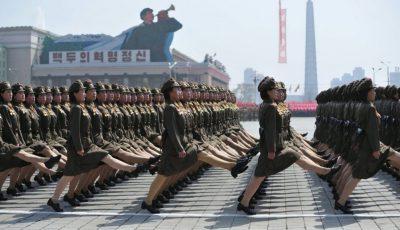 armata correa de nord