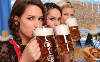 fete cu bere