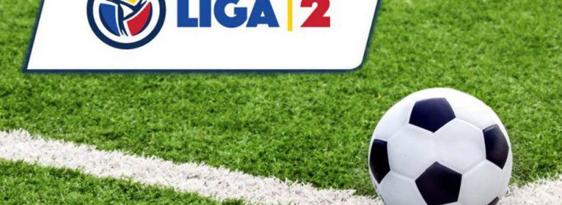 fotbal liga 2