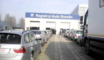 regsitrul auto roman RAR