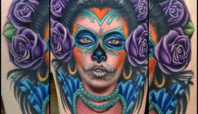 tatuaje color