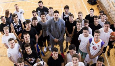 Nikola Vucevic la juniori