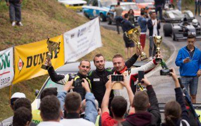 Trofeul Teliu - Primii trei_