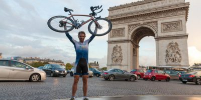 ciclist mark beaumont