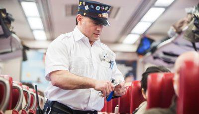 controlor de bilete