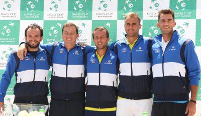 echipa romaniei cupa davis