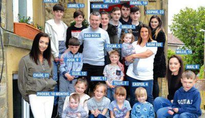 familia radford anglia