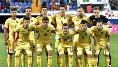 fotbal U 21 Romania