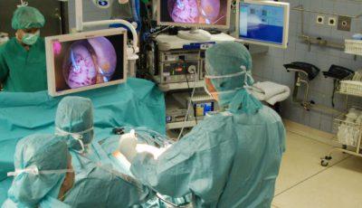 operatie laparoscopie