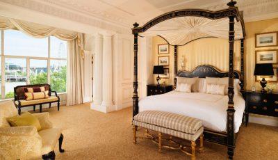 pat hotel Savoy Londra