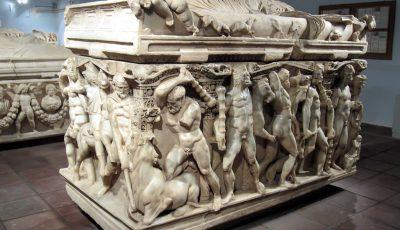 sarcofagul lui hercule