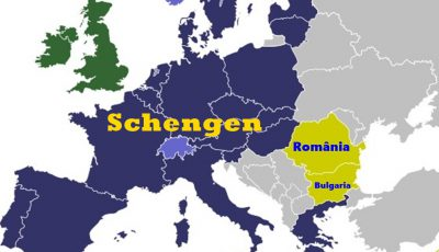 România şi Bulgaria în Schengen