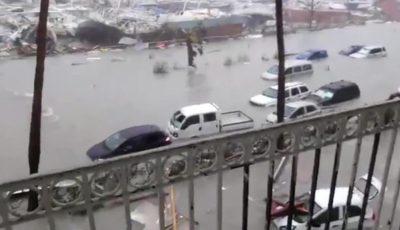 uraganul irma st marteen