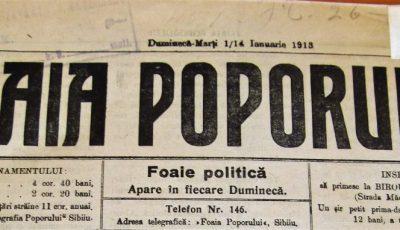 ziar vechi