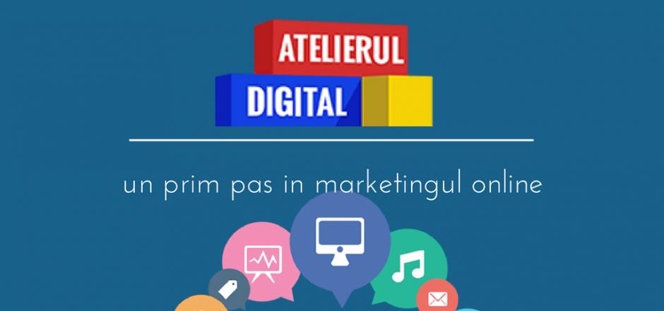 Atelier Digital Google la Cluj