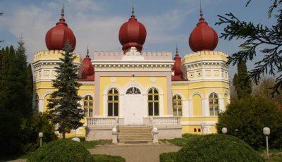 Castelul de la Arcalia