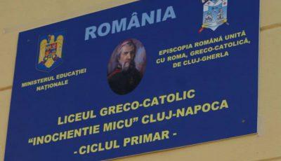Liceul Greco Catolic Inochentie Micu