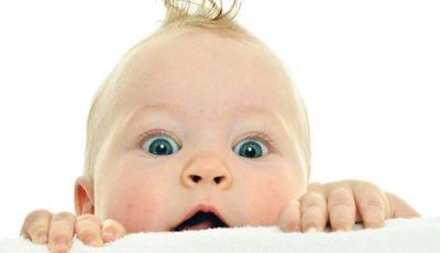 bebelus speriat