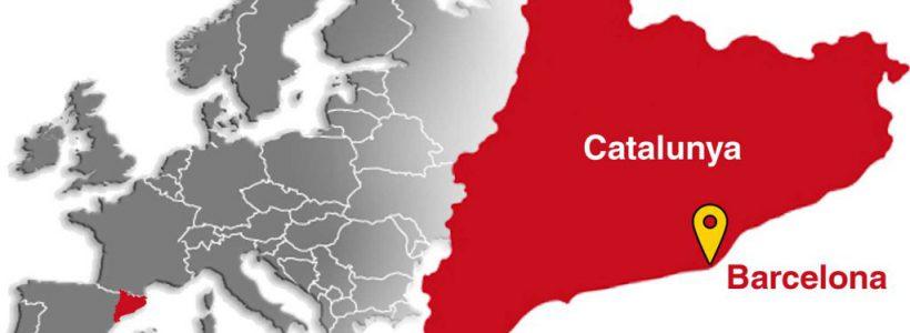 harta catalonia