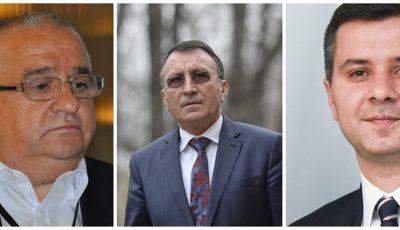 Felix Stroe, Paul Stănescu și Marius Nica
