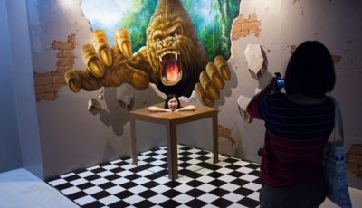 muzeu iluzii optice