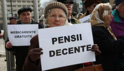 pensii pensionari