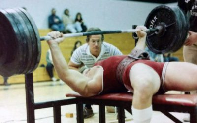powerlifting sport