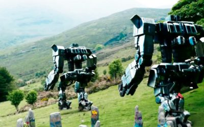 roboti in agricultura