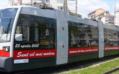 tramvai Oradea
