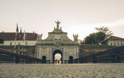 Poarta a III-a - Cetatea Alba Carolina