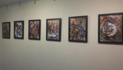 expozitia Anca Sas la ICR New York