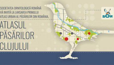 Atlasul Pasarilor Clujului