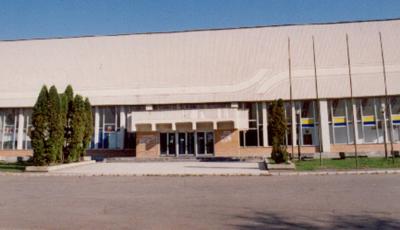 Sala Polivalenta Bistrita