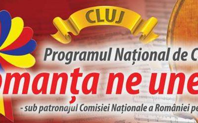 afis - Cluj - Romanta ne uneste