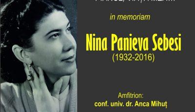 Nina Panieva Sebesi