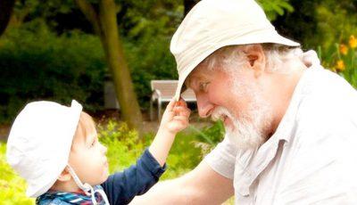 bunici cu nepoti