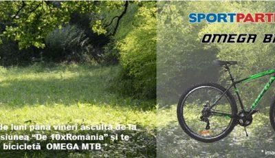 concurs bicicletă OMEGA MTB